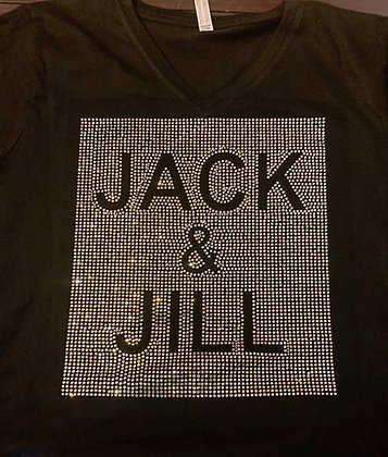 Bling Jack & Jill Block Design