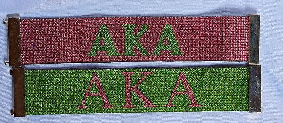 Magnetic Bracelet -Pink or Green