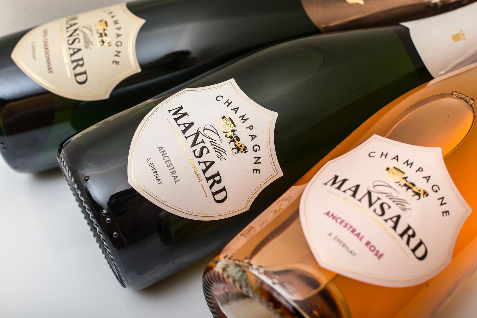 Champagne Mansard