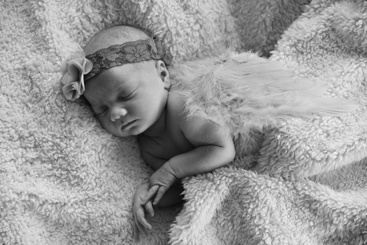 Photo de bébé - 6 jours