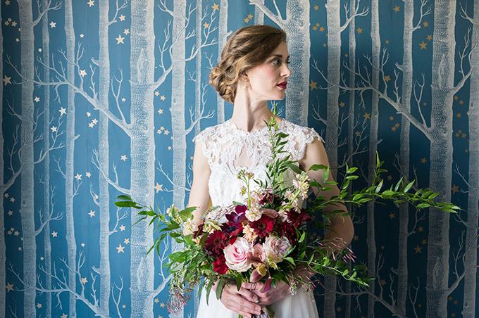 Art Nouveau Wedding Inspiration