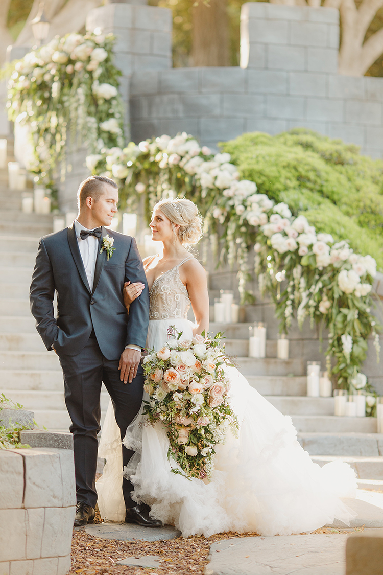 Majestic Castle Wedding Inspiration