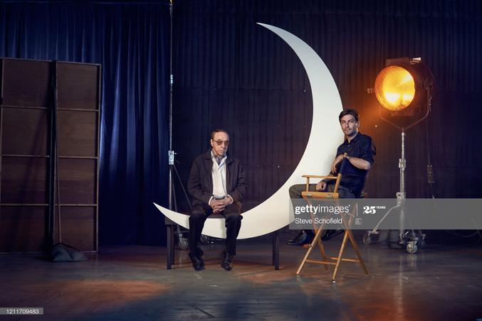 Peter Bogdanovich & Jon Watts