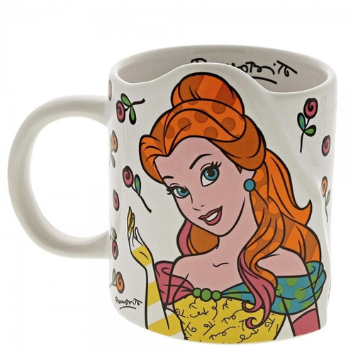 disney britto belle mug home long sutton treasured gifts for you