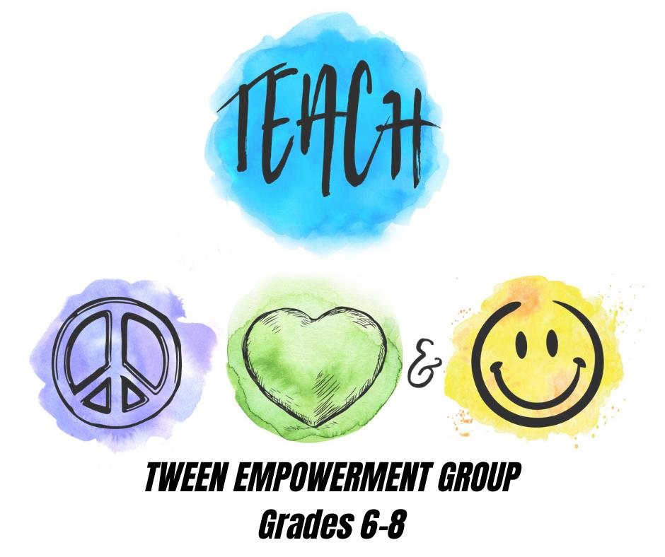 Teen Empowerment Class Gr 6-8