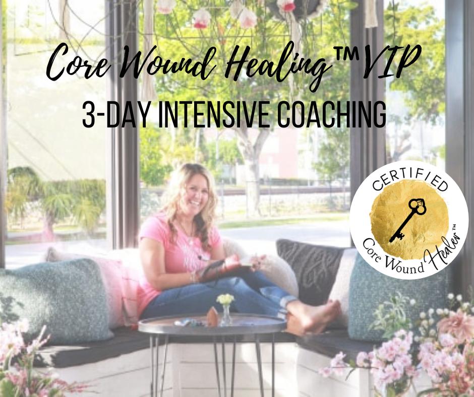 Core Wound Healing 1:1 Coaching