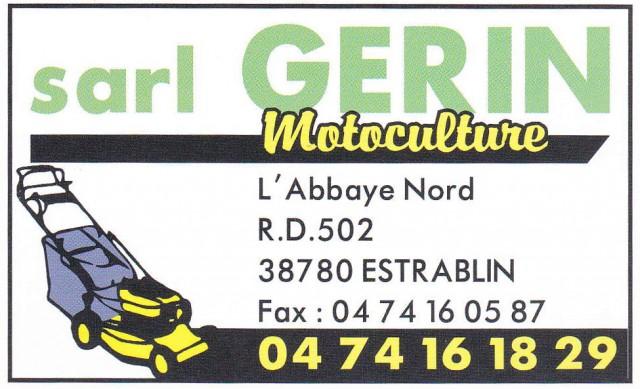 Gerin motoculture