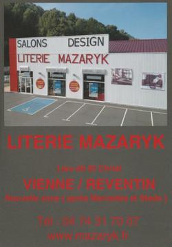 LITERIE MAZARYK