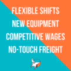 Pegasus Transportation flexible shifts new equipment competitive wages an no-touch freight. Pegasus is a great place to work!