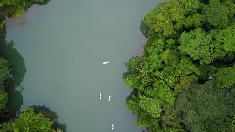 Paddle Sport on the Panama Canal