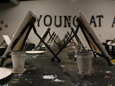 Access To Art Series: Part 1 - Young At Art