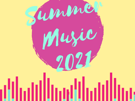 Summer 2021 Music Releases