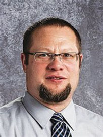 Eric Milburn, the Superintendent and Principal at Perrydale School District.