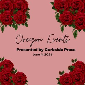 Oregon Events Roundup - June 4, 2021