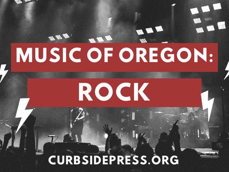 Music of Oregon: Rock