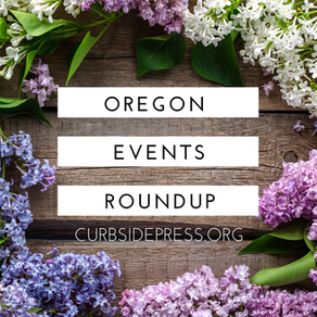 Oregon Events Roundup - April 9, 2021