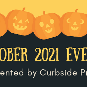 October 2021 Event Roundup