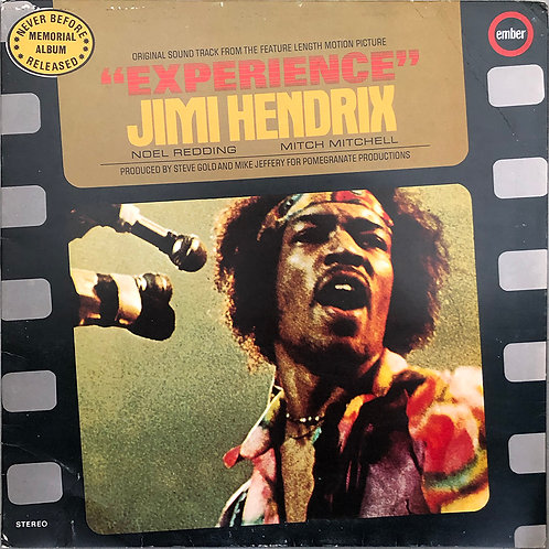 More Images  Jimi Hendrix ‎– Original Sound Track 'Experience'