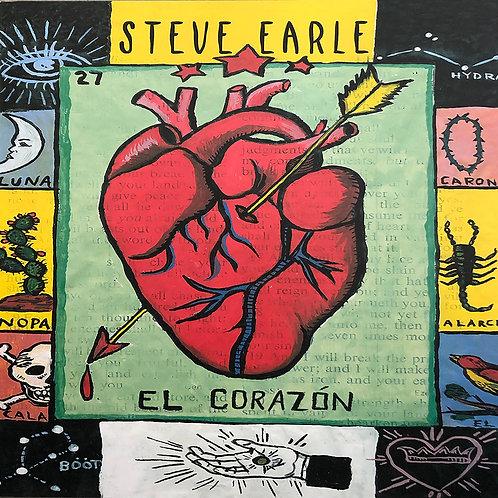 Steve Earle – El Corazón