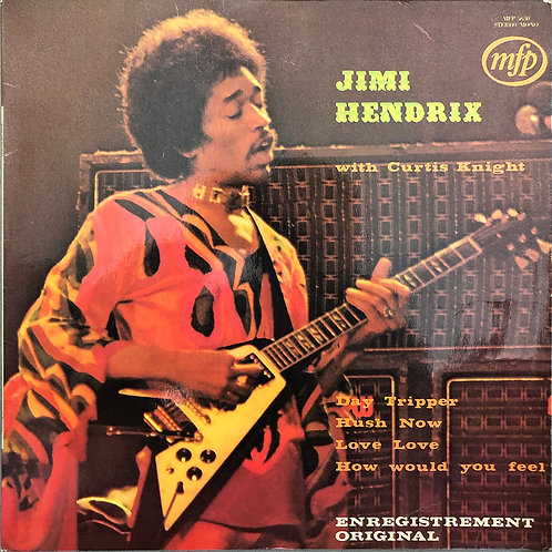 Jimi Hendrix With Curtis Knight – Jimi Hendrix With Curtis Knight
