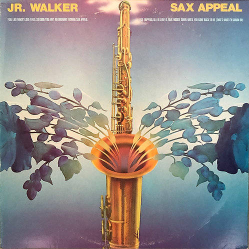 Jr. Walker* ‎– Sax Appeal