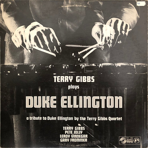 Terry Gibbs ‎– Terry Gibbs Plays Duke Ellington - A Tribute To Duke Ellington