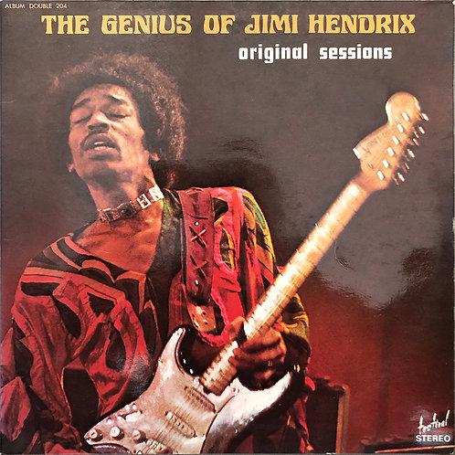 Jimi Hendrix – The Genius Of Jimi Hendrix, Original Sessions