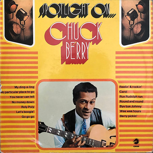 Chuck Berry ‎– Spotlight On...