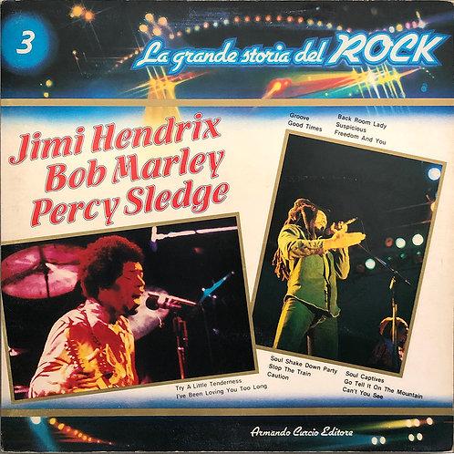 Jimi Hendrix / Bob Marley / Percy Sledge – Jimi Hendrix / Bob Marley / Percy Sl