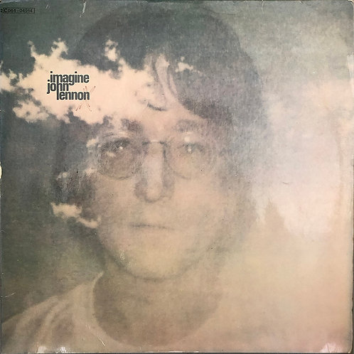 John Lennon And The Plastic Ono Band With The Flux Fiddlers ‎– Imagine