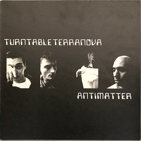 Turntable Terranova ‎– Antimatter