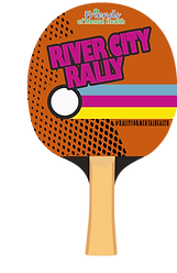 Rivercity Rally Personalized paddle draf