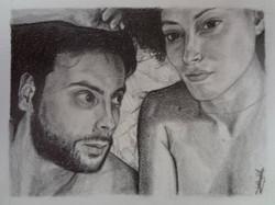 Sabrina et Fabio