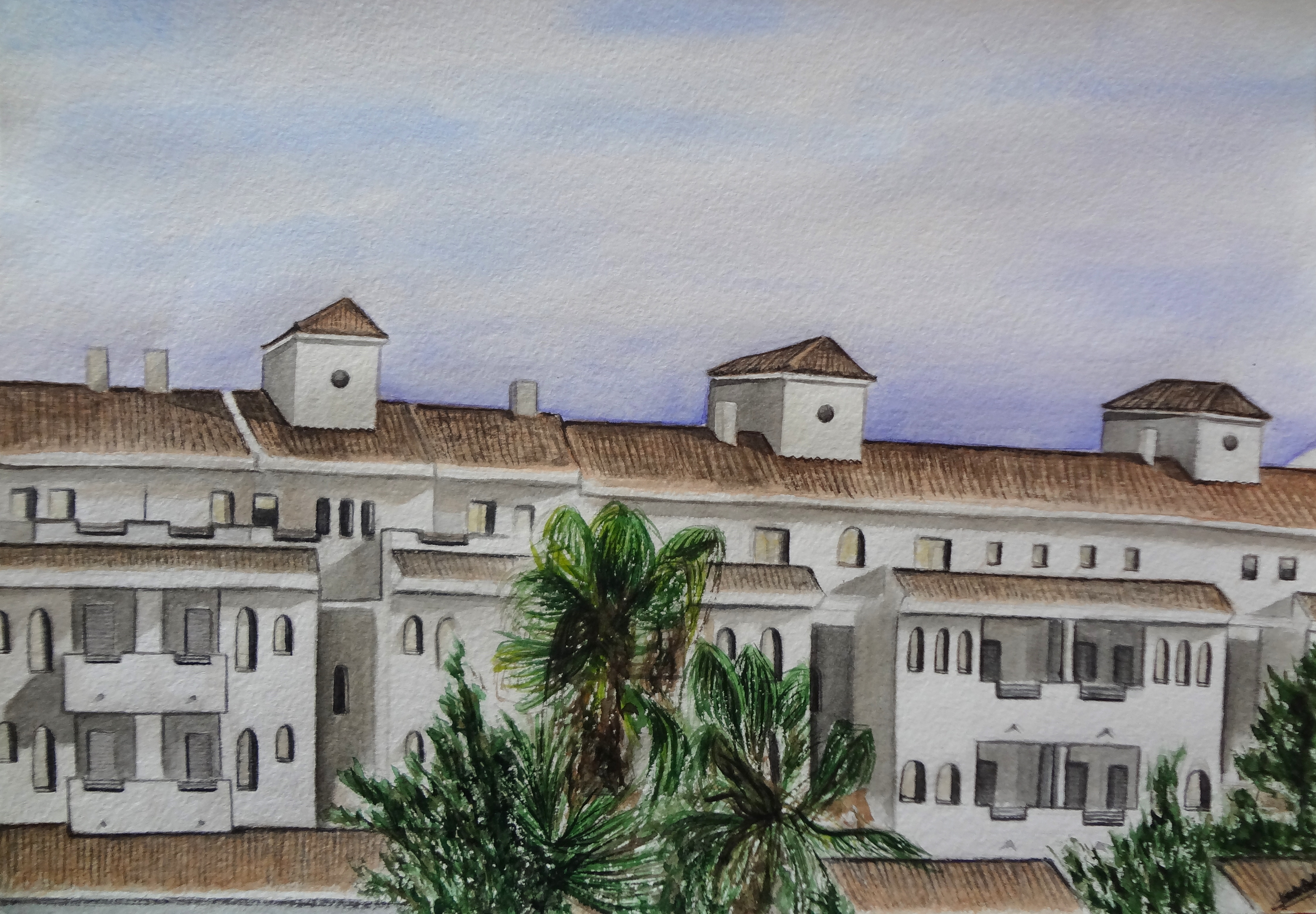 Maison de vacances en Espagne