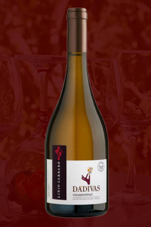 Lidio Carraro Da'divas Chardonnay 750ml