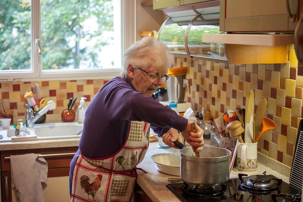 portraits patrimoine culinaire monique far noir bretagne