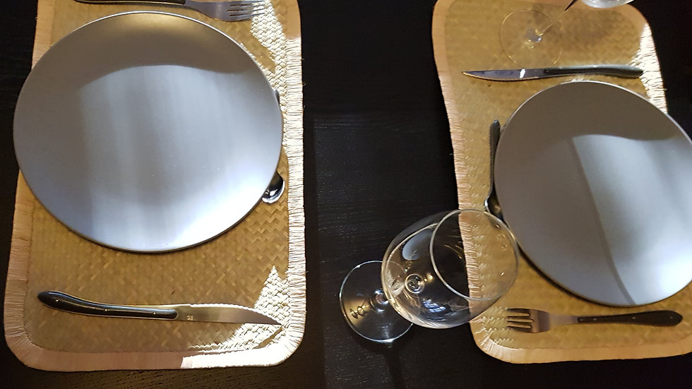Sets de table by Laly