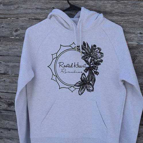 Rooted Heart//Organic Hoodie