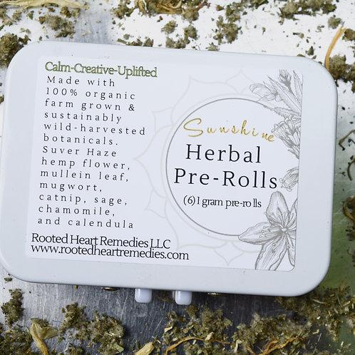 Sunshine Herbal Pre-Rolls