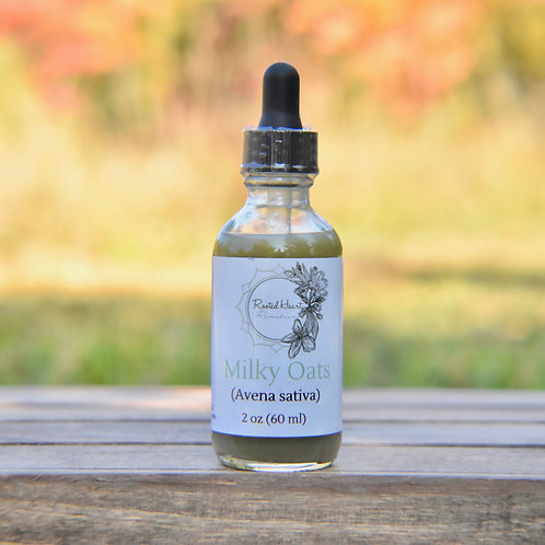 Milky Oats Tincture