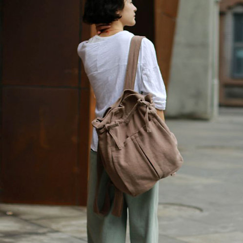 Urban Casual Square Backpack