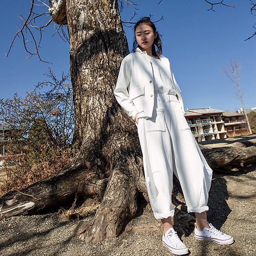 Urban Casual Women's Harem Pants