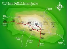 Day 4: Barranco Camp (3950m) to Barafu Camp (4550m)