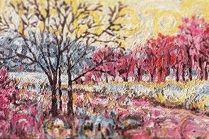 Pink John Muir