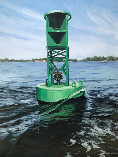 Big Journey, Green Channel Marker