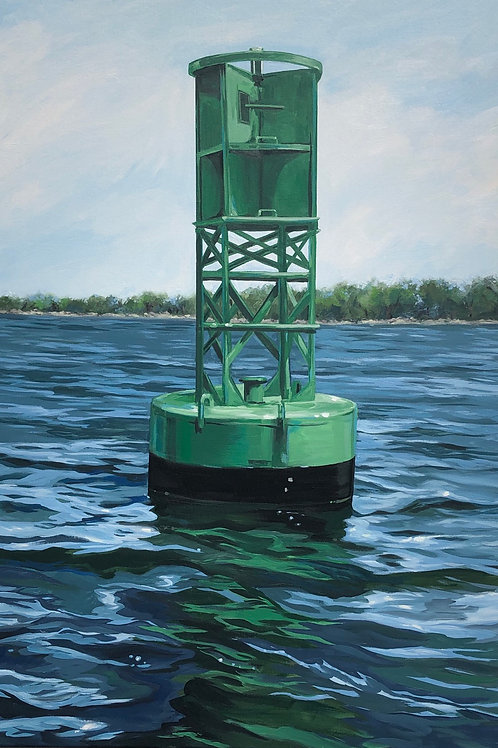 Green Buoy Go!