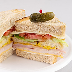 All American Club Sandwich