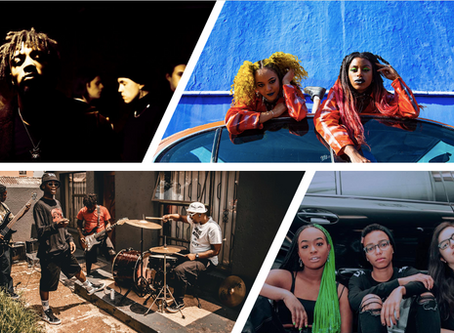 LOUDER PRESENTS: 4 BAME Bands You Need to Listen To