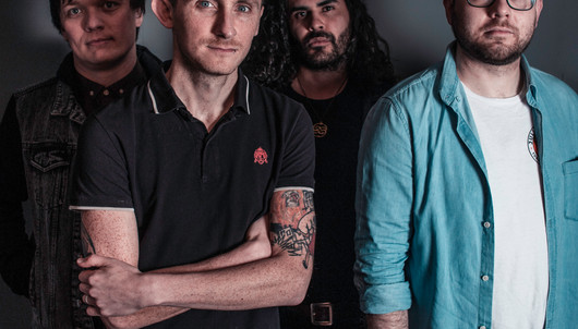 LOUDER NEWS: One Million Motors unveil turbulent new single 'Poisoned Lungs'