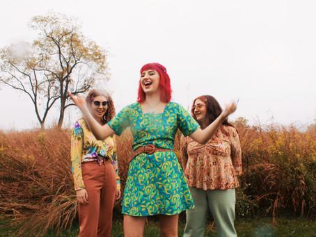 LOUDER REVIEWS: Indie-pop powerhouses Gloss release new single 'Play Myself Again'